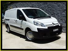 2008 Citroen Dispatch G9C SWB White 6 Speed Manual Van Penrith Penrith Area Preview