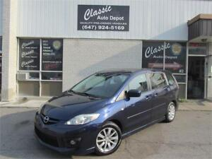 2008 MAZDA 5 GT **LEATHER**SUNROOF** ONLY 111,000KM **