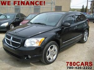 2007 Dodge Caliber R/T AWD 4X4 - LEATHER - STARTER  - TRADES?