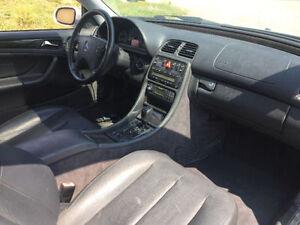 2001 Mercedes-Benz CLK 430 Coupe (2 door) Kitchener / Waterloo Kitchener Area image 5
