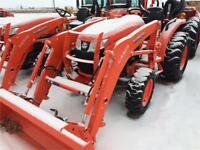 Kubota L3901HSTRC Tractor and LA525 Front Loader Brandon Brandon Area Preview
