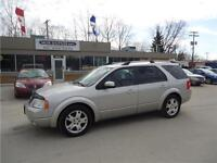 2007 Ford Freestyle Limited,AWD,TV/DVD,LEATHER,SUNROOF!!