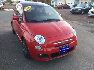 2012 FIAT 500 Sport MUST SEE BEAUTIFUL CAR FULLY LOADE