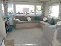 BRAND NEW STATIC CARAVANS ON NORTH EAST COAST, SITE FEES INCLUDED UNTIL 2019, BUY NOW PAY 2018
