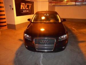 AUDI A3 2006, 175000KM,,FWD, 2.0T , AUTOMATIQUE , FULL,CUIR,MAGS