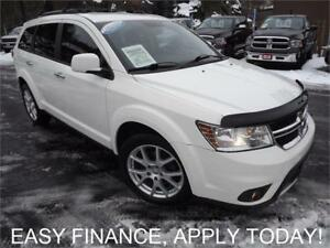 2012 Dodge Journey R/T LEATHER HEATED SEATS!! BLUETOOTH!!
