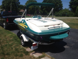 16 ft Jet Boat for sale