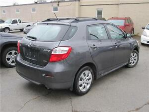 2013 Toyota Matrix AWD AUTO TRANS 2.4L CLEAN CARPROOF ALLOY A/C