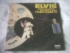 Vinyl LP Elvis Aloha From Hawaii – Elvis Presley RCA Victor DPS 2040 Stereo