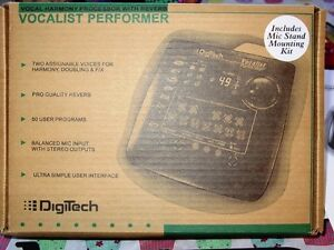 DigiTech Vocalist Performer Harmony Processor Cornwall Ontario image 2
