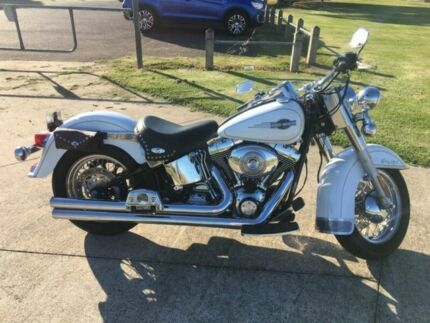 2006 Harley-Davidson FLSTC Heritage Softail Classic 1600CC 1584cc Brooklyn Brimbank Area Preview