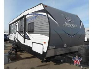 2016 OCTANE 273 - TOY HAULER - READY FOR FALL ATV'ING!!! Edmonton Edmonton Area image 1