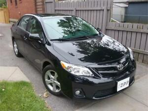 2012 Toyota Corolla LE - Free 7 Day All Inclusive Vacation CUBA