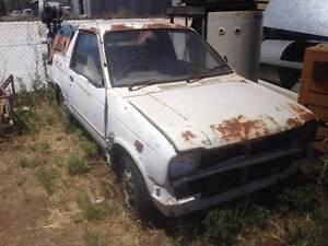 1984 Suzuki Mighty Boy Ute Dubbo Dubbo Area Preview