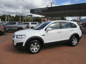 2015 HOLDEN Captiva 7 LS (FWD) Glenorchy Glenorchy Area Preview