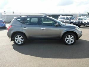 2005 Nissan Murano Z50 TI Grey 6 Speed Constant Variable Wagon Vincent Townsville City Preview