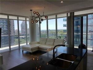 1100sqft 2+1 Den LUXE Amenities Condo living by the Lake