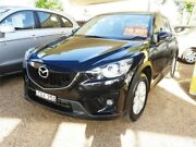 2012 Mazda CX-5 KE1021 Maxx SKYACTIV-Drive AWD Sport Black 6 Speed Sports Automatic Wagon Minchinbury Blacktown Area Preview