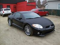 2008 Mitsubishi Eclipse ECLIPSE GT/LEATHER/6SPD/LOTS ACCESSORIES