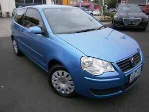 2008 Volkswagen Polo Edition 9N MY2009 Blue Sequential Auto Preston Darebin Area Preview