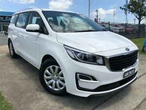 2018 Kia Carnival YP MY18 S White 6 Speed Sports Automatic Wagon Mulgrave Hawkesbury Area Preview
