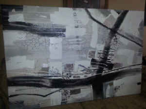 Beautiful Canvas Oil Painting