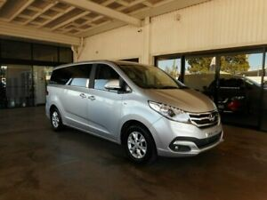 2015 LDV G10 SV7C Silver 6 Speed Sports Automatic Van Menzies Mt Isa City Preview