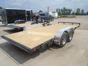 PJ CAR HAULER - 18' LONG QUALITY MADE TRAILER- YOUR LOWEST PRICE London Ontario image 8