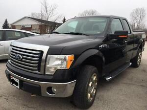 2010 Ford F150 XTR 4x4 Pick up Truck
