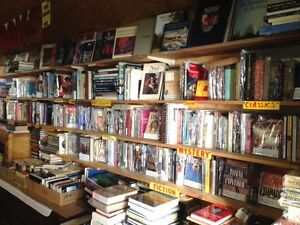 GIANT BOOK SALE