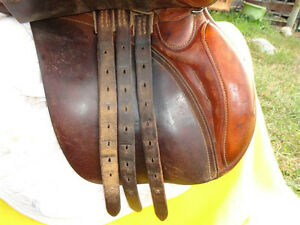 "18.5"" English Saddle Penticton Kelowna image 7"