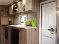 2016 SWIFT EXCLUSIVE 6FB TWIN AXLE TOURING CARAVAN - EVERYTHING INCLUDED!!