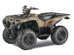 YAMAHA LAVAL : GRIZZLY 700 EPS CAMO,  LIQUIDATION , WINCH INCLUS