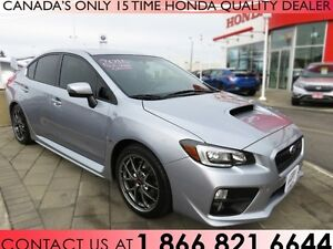 2016 Subaru WRX STI TECH PACKAGE | $126/WEEKLY | 1 OWNER!!