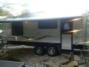 LUXURY FAMILY CARAVAN FOR HIRE 2012 ROMA ELEGANCE Canning Vale Canning Area Preview