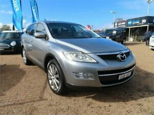 2008 Mazda CX-9 TB10A1 Luxury Silver Sports Automatic Wagon Minchinbury Blacktown Area Preview