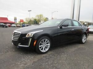 2018 Cadillac Berline CTS Traction intgrale