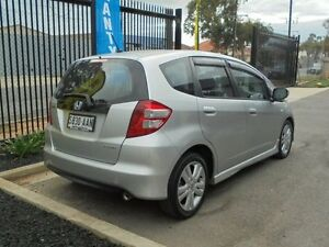 2008 Honda Jazz GE VTi-S Alabaster Silver 5 Speed Automatic Hatchback Albert Park Charles Sturt Area Preview
