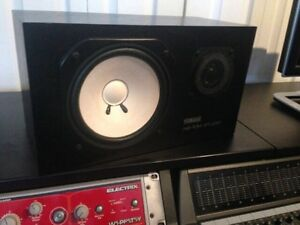 Yamaha NS-10M Studio Monitors - Moniteur de Studio