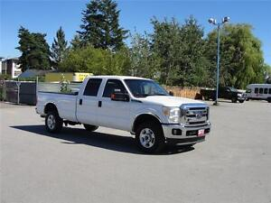2012 FORD F-350 XLT SUPER DUTY CREW CAB LONG BOX 4X4