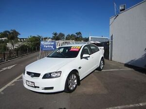 2006 Holden Commodore VE V White 4 Speed Automatic Sedan