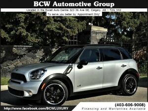 2014 MINI Cooper Countryman S AWD Certified Must See $20,995.00