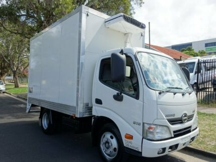2012 Hino 300 Freezer & 616 Auto Refrigerated Truck 4.0l 4x2