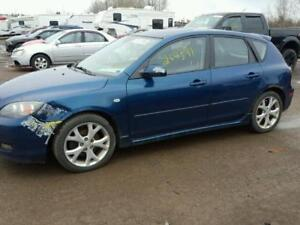 parting out 2007 mazda 3