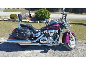 Used Motorcycle - Honda VTX 1300 Cruiser plus Upgrades!