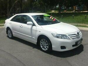 2011 Toyota Camry White Automatic Sedan Woodridge Logan Area Preview
