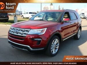 2019 Ford Explorer LIMITED, 300A, 2.3L ECOBOOST, 4WD, SYNC3, NAV