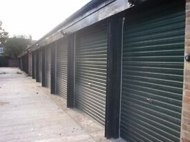 Lockup garages available in Fulham/Hammersmith W6 9EY