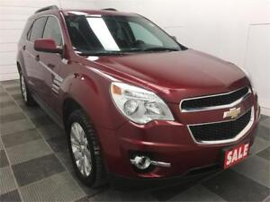 2011 Chevrolet Equinox 1LT AWD! CLEAN TITLE! NO ACCIDENTS!