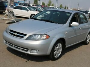 2005 Chevrolet Optra 5 LS, 2.0L I4, Low Km's, Power Windows & Lo